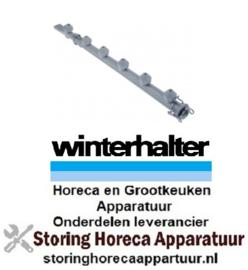 428517745 - Wasarm L 570mm sproeiers 6 voor vaatwasser Winterhalter