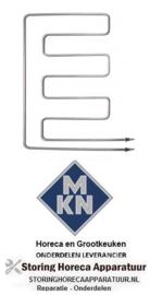 473415904 - Verwarmingselement 2900W 230V voor MKN