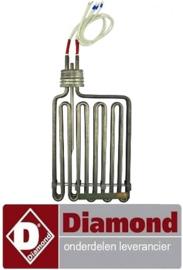 VE966418544 - Verwarmingselement 9000 Watt voor friteuse DIAMOND E77/F26A7-N