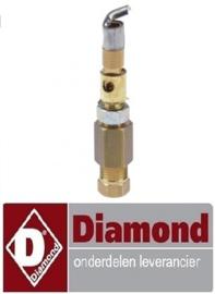 047RTCU700372 - WAAKVLAM BRANDER VOOR Diamond G77/2F4T-N
