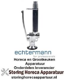 """449549383 - Handdouche aansluiting 1/2"""" OD zwart Echtermann"""