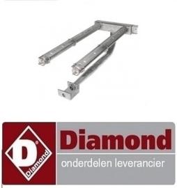 174.672.052.00 - BRANDER VOOR LAVASTEENGRILL DIAMOND G65/GPL4T