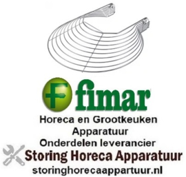 854698407 - Beschermrooster ø 470mm voor menger FRIMAR