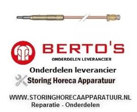60922289200 - Thermokoppel gasfornuis BERTOS G74MP