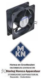 0216017151 - Axiaalventilator 230VAC 50Hz 18W voor MKN