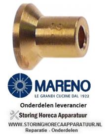 230932900 - Waakvlaminspuiter flessengas gasdruk 50 mbar identificatienummer 2 kantelbare braadpan  MARENO BRG94G