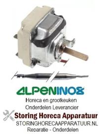 283375671 - Thermostaat 31-112°C 3-polig voeler 131/6 capillair 1200/600 ALPENINOX