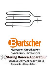 487416855 - Verwarmingselement 2300W 230V voor BARTSCHER OVEN