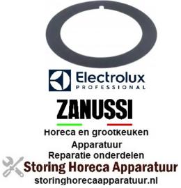 197504308 - Pakking met kerf rubber ø 120mm ID ø 88mm boven wasarm voor vaatwasser  Electrolux - Zanussi