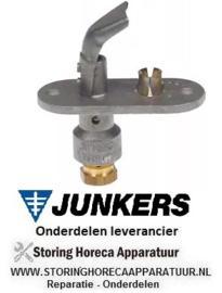 123100118 - Waakvlambrander type CB503002 aardgas sproeiertype nr. 3 gasaansluiting 4 mm JUNKERS
