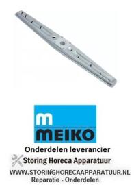 1408000146 - Wasarm 10 sproeiers boven vaatwasser MEIKO DV80T