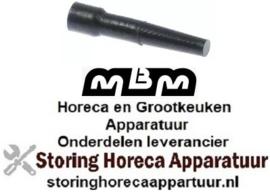 731551117 - Plug conisch voor voeler rubber MBM