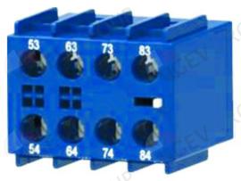 381212 - Hulpcontact contact 3NO/1NC voor magneetschakelaar CKDC1