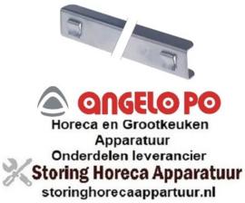 109970888 - Geleiderail U-vorm L 638mm B 13mm H 20mm inbouwpositie rechts/links ANGELO-PO