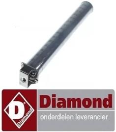361105644 - Staafbrander ø 50mm voor gas friteuse DIAMOND