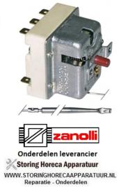 352375065 - Maximaalthermostaat uitschakeltemp. 500°C 3-polig Potmeter ZANOLLI SYNTHESIS 10/75