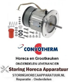 9355008054 - Ventilatormotor 0,32kW 50Hz 200-240/346-415V CONVOTHERM