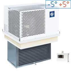 SP200-PED - Plavond inbouw koelgroep kW : 2,55