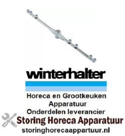 359502158 - Naspoelarm L 460mm sproeiers 7 voor vaatwasser Winterhalter