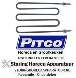 664420422 - Verwarmingselement 6000 Watt - 240 Volt voor pasta koker PITCO