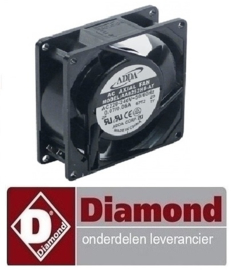 130006125 - Ventilator DIAMOND FRITESUE E22/F46-A8