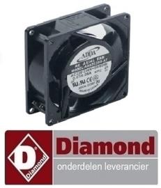 130006125 - Ventilator DIAMOND FRITESUE E22/F46-A8