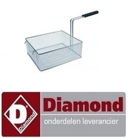 875161745 - Mand voor friteuse 14 & 15 liter DIAMOND F14+14E/M