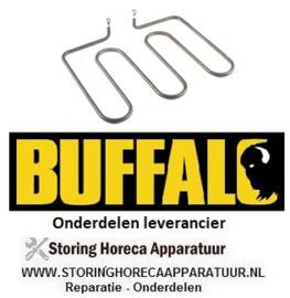112N155 - Buffalo bovenste verwarmingselement 1,3 kw voor de L518, L519, L530