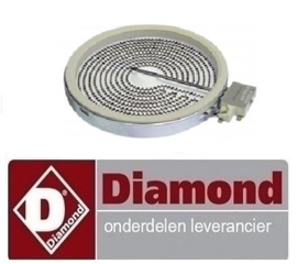 490665.065.00 - Stralingselement DIAMOND E60/2VC3T