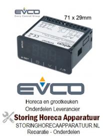 433378445- Elektronische regelaar EVCO Type EV3B33N7