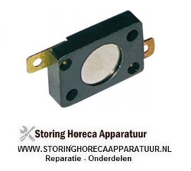 093375095 - Clixonthermostaat uitschakeltemp. 105°C 1NC 1-polig 16A aansluiting F6,3