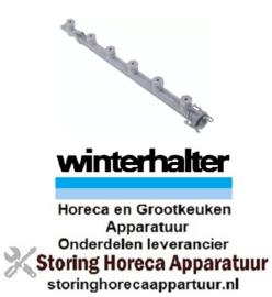 251524650 - Wasarm L 537mm sproeiers 6 voor vaatwasser Winterhalter