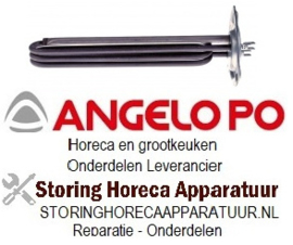 475415013 - Verwarmingselement 2400W 230V voor Angelo Po