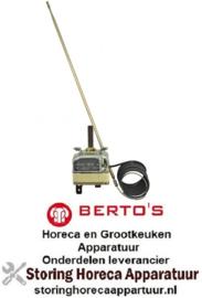 VE257375002 - Thermostaat instelbereik 55-320°C 1-polig voor BERTOS