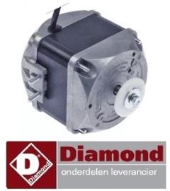 55437294 - Condensventilatormotor voor koelkast DIAMOND AR1N/L1