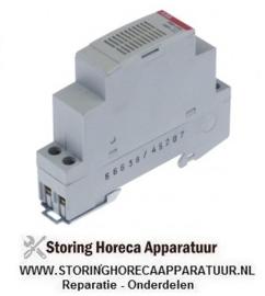 933350188 - Alarmgever 230VAC H 75mm DIN-rail 80dB bescherming IPx0