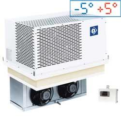 SP122-PED - Inbouw koelgroep kW : 1,59