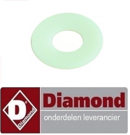 2890800686 - TEFLON RING BOVENSTE WASARM /F85 DIAMOND
