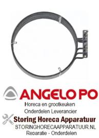 920419261 - Verwarmingselement W 230/240V voor Angelo Po