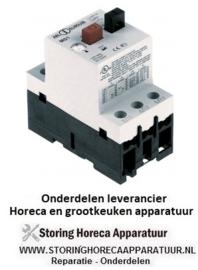 465380354 - Motorbeschermschakelaar type MS25-25 instelbereik 20-25A (AC3/400V) 15kW