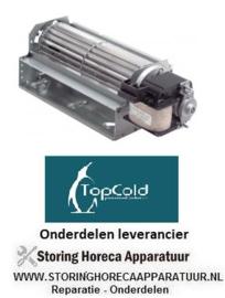 ODT401/VENT - Dwarsstroomventilator TOPCOLD  T401/LUX