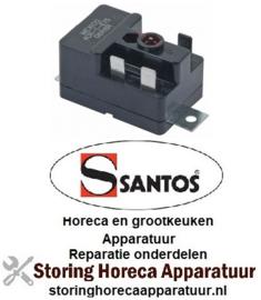 762380904 - Startrelais 4CR-1-675 220V bevestigingsafstand 55mm F6,3 SANTOS