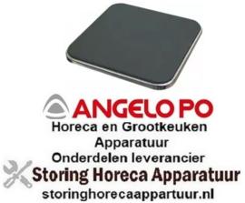 036490068 - Kookplaat maat 220x220mm 2600W 400V voor fornuis Angelo Po