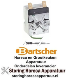 722375705 - Thermostaat instelbereik 30-110°C BARTSCHER