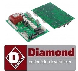 572215032-1 - Printplaat pottenwasser DIAMOND D701-EKS