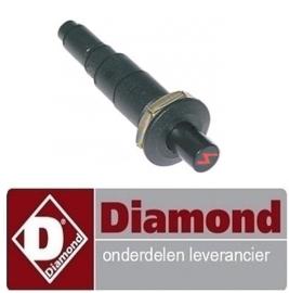 009.4.0.100.0070 - Piëzo-ontsteker  PLANCHA DIAMOND