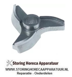 362696030 - Mes type Unger grootte R-70 (12) ø 62mm RVS