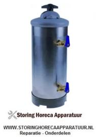 536530121 -Ontharder manueel met 2 ventielen containercapaciteit 12l harshoeveelheid 8,4l