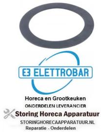 185507541 - Vlakpakking rubber wasarmhouder ELETTROBAR