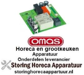 873401514 - Printplaat snijmachine 24 Volt OMAS